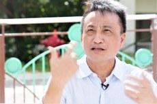 香港資深銀行家吳明德相信,不少港人現已計劃「逃生路線」。(李智智 攝)