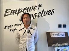 大律師劉偉聰稱,國安法有違於香港現行憲制和普通法制度,申訴之路甚為艱鉅。(李智智 攝)