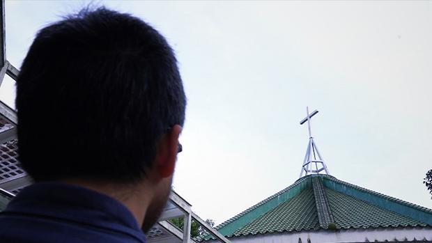港區國安法實施後,令不少宗教人士憂慮香港未來的宗教自由。(鄧穎韜 攝)
