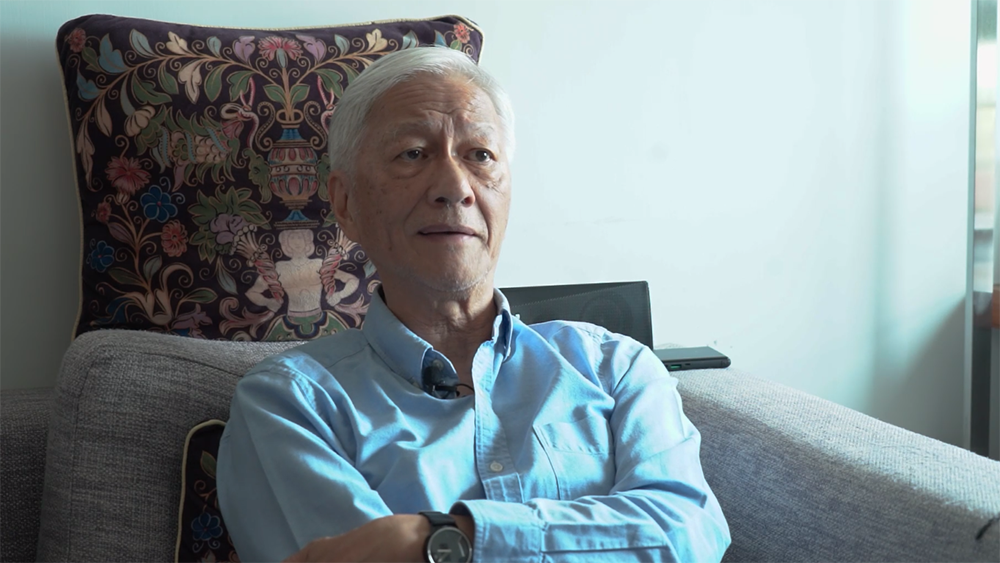 香港作家李怡表示:其實在97回歸前,根本沒有「港獨」這回事。(李智智 攝)