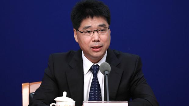 2019年10月17日,中国农业农村部畜牧兽医局局长杨振海介绍非洲猪瘟的最新情况时,依然称只有157起非洲猪瘟疫情。(农业农村部发布)