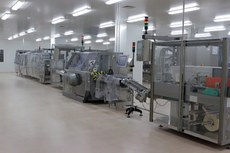 中國疫苗生產工藝和營銷模式一直備受質疑。(圖片來源:上海疾控官網,拍攝時間不詳)
