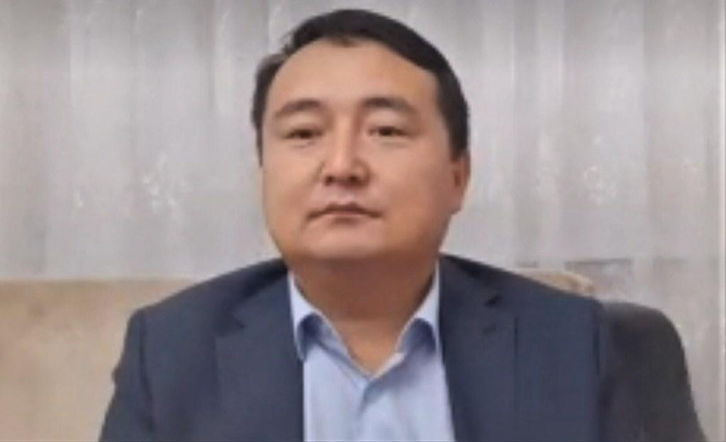 哈薩克人權領袖賽爾克堅稱中國借提供就業機會名義逼害新疆人。(路透社)