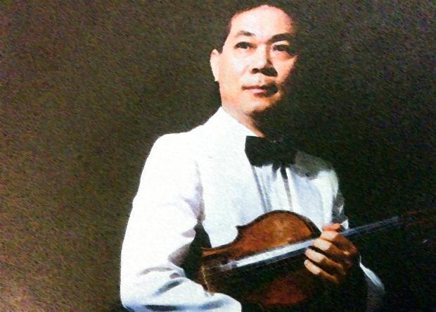 小提琴家何東。(何東授權使用)