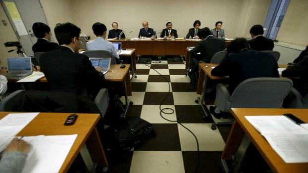 东京警视厅拘捕5名中国人,涉嫌偷拍日本留学试考题。(路透社资料图片)