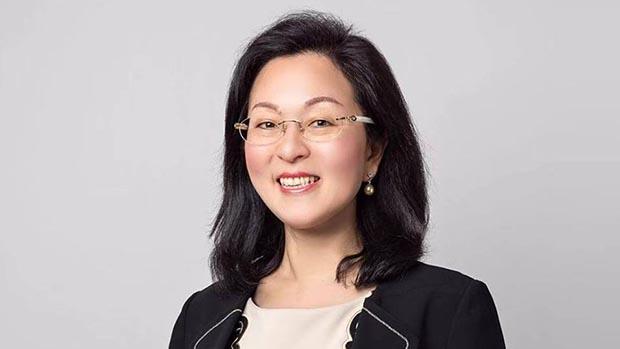 澳大利亚自由党执政联盟的港人移民廖婵娥(Gladys Liu)。(廖婵娥脸书)