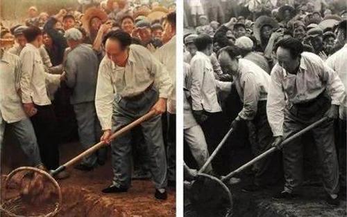 被消失的還包括在文革前官至北京市委書記兼市長的彭真。(網絡圖片)