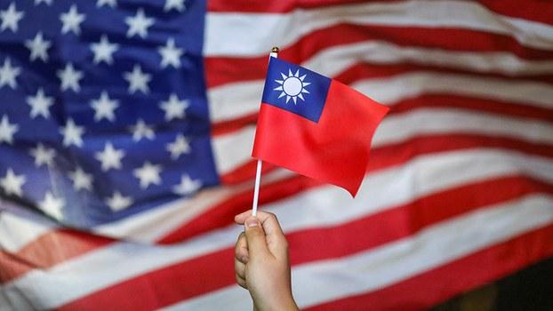 「台灣並非中國一部分」首次由在任美國國務卿提出。(路透社資料圖片)