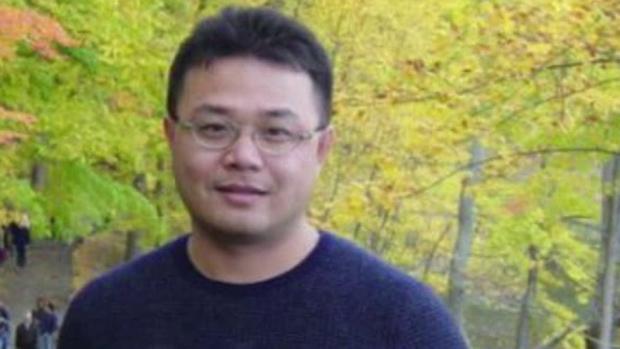 台湾屏东乡政顾问李孟居(视频截图)