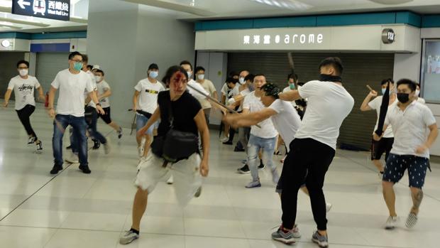 再有721事件受害人被告參與暴動。(網絡圖片)