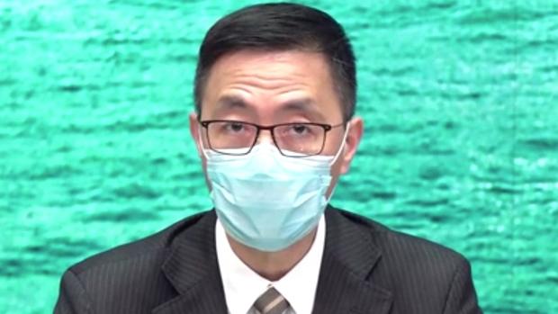 教育局長楊潤雄(圖)在第一宗釘牌事件上沒有給予涉事老師任何自辯機會。(資料圖片)