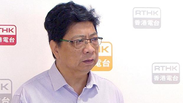 香港記者協會主席楊健興周三對本台表示,香港明顯正步向極權國家的規管方式,現場採訪風險加大。(資料圖片)