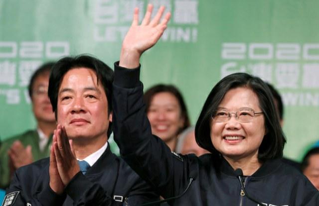 2020年台灣總統選舉結果塵埃落定,蔡英文得票衝過817萬,超過2008年馬英九當選時的765萬票,成為台灣選舉歷史上最高得票數的總統候選人。