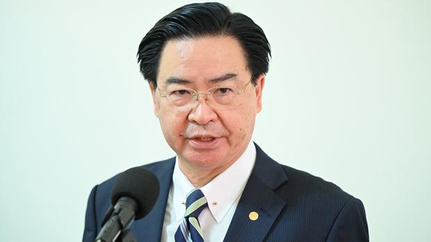 2020年11月20日,外交部長吳釗燮:美國環保署長惠勒如能訪台,台灣民眾會感到振奮。(鍾廣政 攝)
