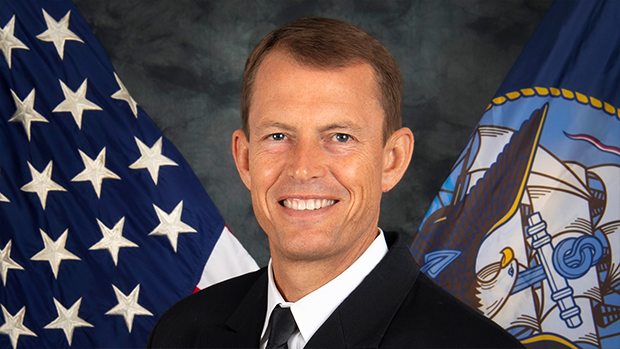 2020年11月23日,路透社引述兩名消息人士指,這次訪台的是美軍負責亞太地區軍事情報的海軍少將史都德曼(Michael William Studeman)。(美國海軍網頁照片)