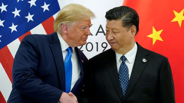 《路透社》報道,中美領袖即使能夠達成首階段貿易協議,相關的峰會和簽署日期,可能也要推遲至12月。(路透社資料圖片)