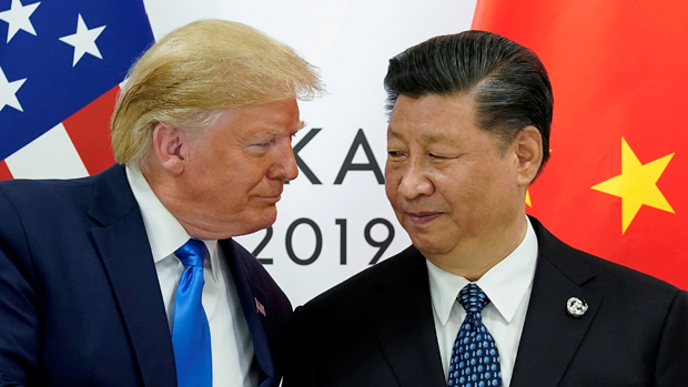 白宮認為過去二十年美國對中國實行的「交往政策」證實是錯誤的。(路透社資料圖片)