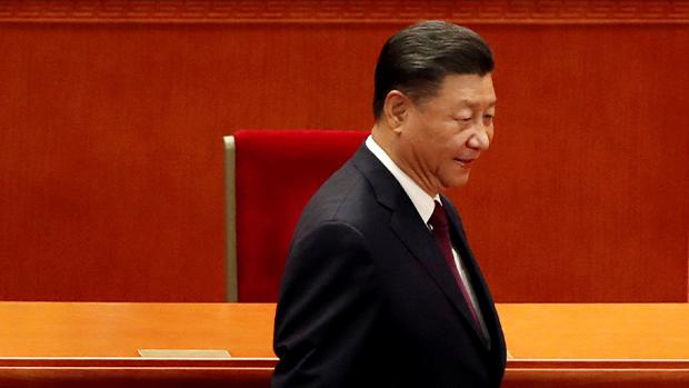 習近平視察國企談「自力更生」,中國走計劃經濟回頭路。(路透社資料圖片)